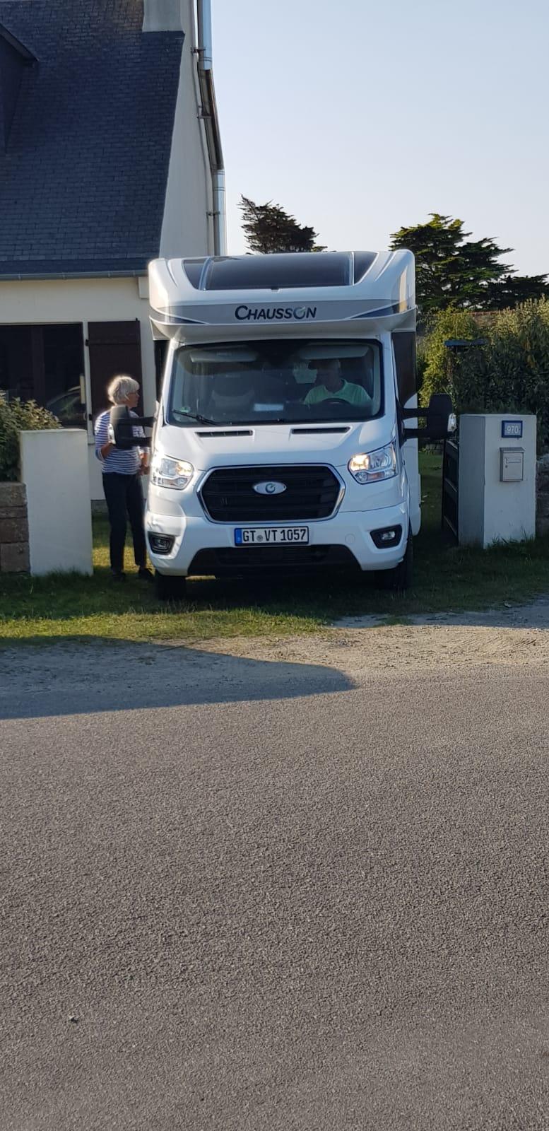 Mit Chausson in die Bretagne (04.09.-22.09.2020, ca. 3.500 Km)